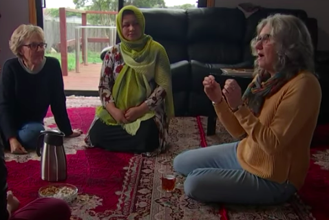 ABC News: Basireh came to Australia for safety, she found a new home and friendships